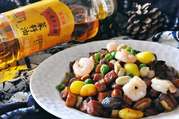 上海本帮|八宝辣酱#金龙鱼外婆乡小榨菜籽油 最强家乡菜#的做法