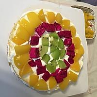 水果拼盘蛋糕的做法图解36