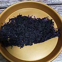 烤箱香酥紫菜(补钙)的做法图解2