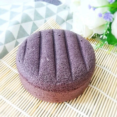 12M+奶香黑米糕:宝宝辅食营养食谱菜谱
