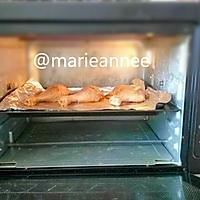 秘制烤大鸡腿#德国Miji爱心菜#的做法图解9