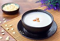 美容养颜 润肺止咳 蛋白杏仁茶的做法