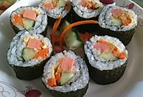 美味寿司(自制寿司醋)的做法