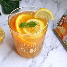 #糖小朵甜蜜控糖秘籍#香橙柠檬茶
