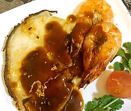 法国银鳕鱼的做法