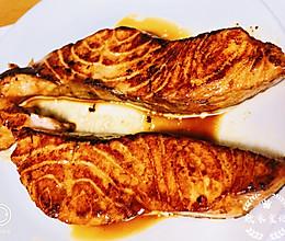 照烧三文鱼的做法