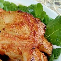 煎鸡胸肉~~不用烤箱的美味的做法图解8