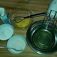 淡奶油蛋糕的做法图解1