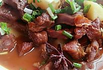 土豆烧牛肉(川味版)的做法