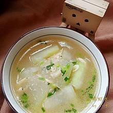 冬瓜煨虾米