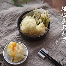 溏心蛋天妇罗:从日本学到的经验,派上用处啦