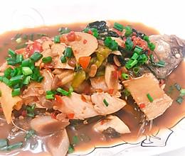 红烧鲑鱼的做法