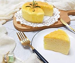不开裂不塌陷❗❗轻盈柔软入口即化的奶酪蛋糕的做法