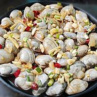 酱汁花蛤--简单易做味道好的做法图解5