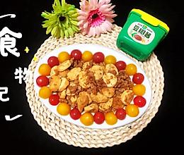 #一勺葱伴侣,成就招牌美味#肉末日本豆腐的做法