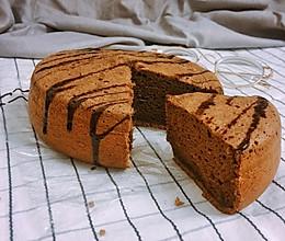 巧克力戚风蛋糕(电饭锅版)的做法