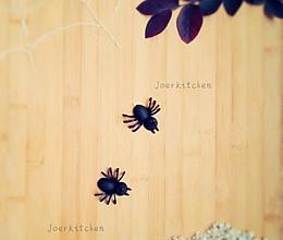 黑蜘蛛——万圣节篇的做法