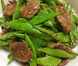 腊肠四季豆的做法