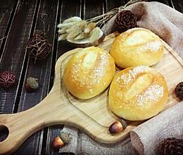 砂糖黄油餐包的做法