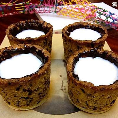 爱在七夕之牛奶曲奇杯——烘焙界杀出的创意黑马甜品