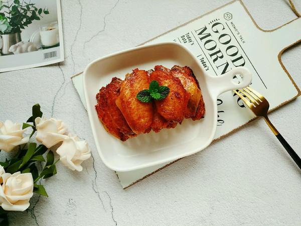 #520,美食撩动TA的心!#奥尔良烤翅的做法