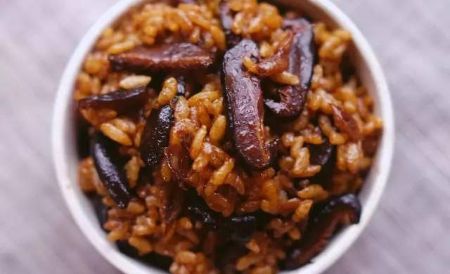 香菇油饭|日食记