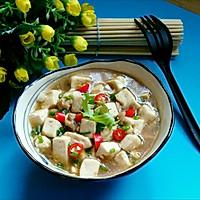 家常炖豆腐的做法图解6