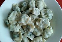 荠菜饺子——春季鲜嫩无比的做法