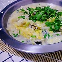 北方版酸菜鱼火锅