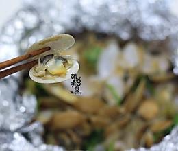 烤花甲粉的做法