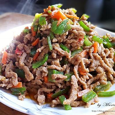 【爆炒牛肉丝】让你吃到鲜嫩水灵的牛肉