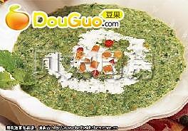 蔬菜绿春汤的做法