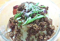 土豆泥 肉末土豆泥的做法