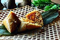 蛋黄肉粽:传统还是现代的做法