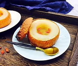 #美味烤箱菜,就等你来做!#冰糖枸杞烤梨的做法