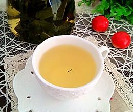 #养生减脂#  荷叶茶的做法