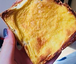 幸福满满的烤面包片的做法