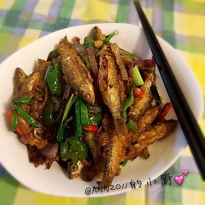 榨菜香酥麻花鱼----乌江榨菜