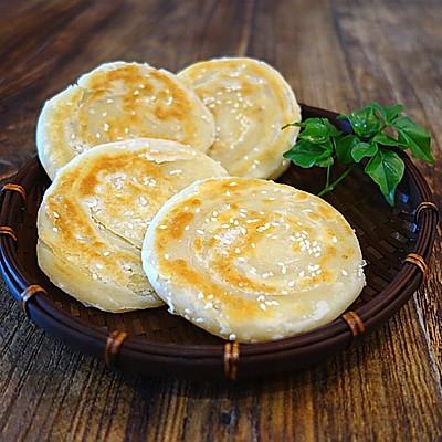 牛奶芝麻甜酥饼