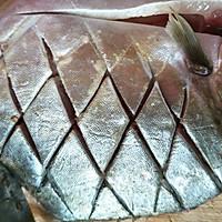 香烤金鲳鱼的做法图解3