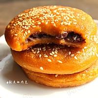 利仁电饼铛试用之豆沙南瓜饼的做法图解14