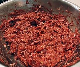 牛肉馅饺子的做法