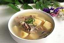 冬笋龙骨汤的做法