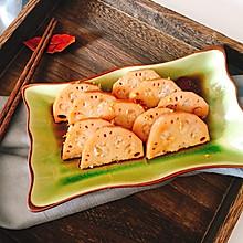 年夜饭必备冷盘——桂花糯米藕