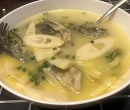 #餐桌上的春日限定#昂刺鱼春笋汤的做法