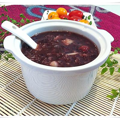 红米养生粥