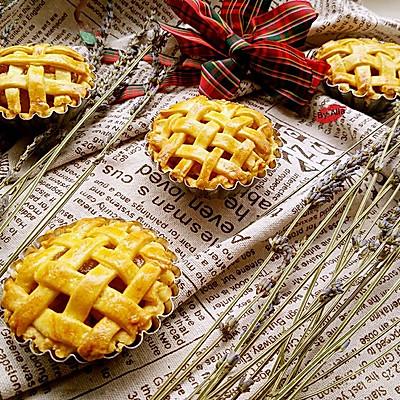 圣诞必备的迷你苹果派