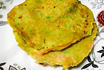 西葫芦、胡萝卜软饼的做法