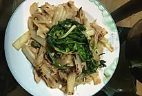 清清白白之—白菜炖冻豆腐的做法