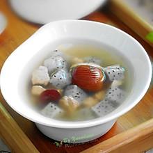 火龙果猪腱子汤